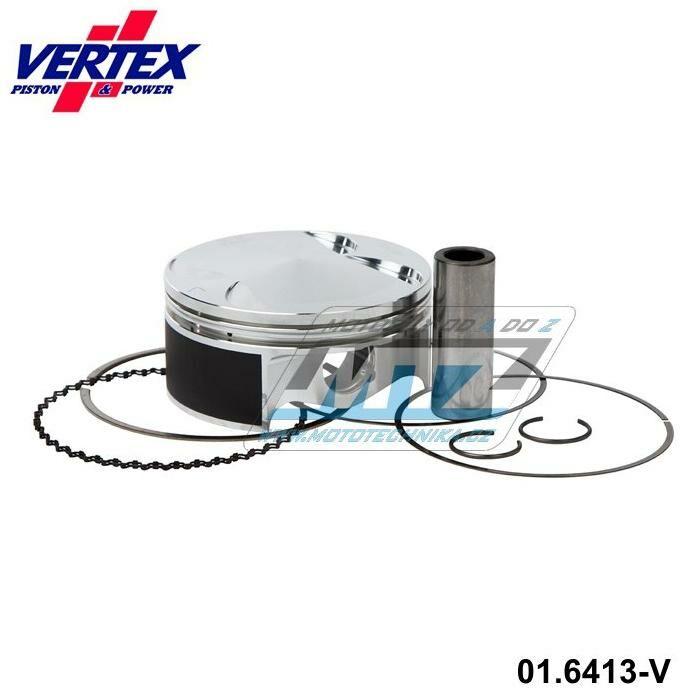 Obrázek produktu Píst KTM 450EXC / 03-07 + Beta RR450 / 05-09 + KTM 450ATV + Polaris MXR450 Outlaw - rozměr 88,95mm (01_377)