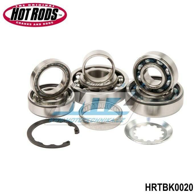 Obrázek produktu Ložiska převodovky sada Hot Rods - hrTBK0020 HRTBK0020