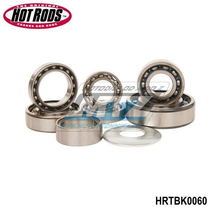 Obrázek produktu Ložiska převodovky KTM 250EXCF / 06-07 + 250SXF / 05-12 + 250SXF / 05-12 + 250XCFW / 07-13 (hrtbk0060)