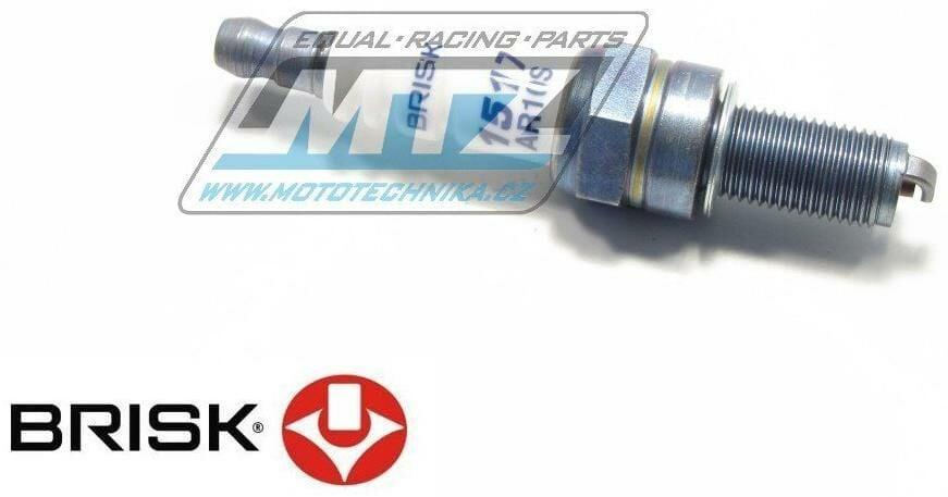 Obrázek produktu Svíčka motocyklová zapalovací Brisk - AR10S Racing (2735)