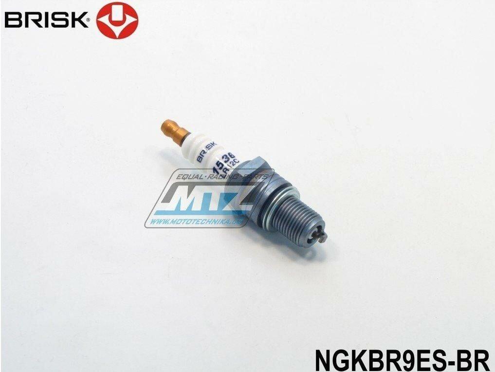 Obrázek produktu Svíčka motocyklová zapalovací Brisk - LR12C (3551)