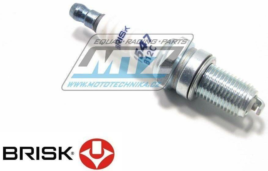 Obrázek produktu Svíčka motocyklová zapalovací Brisk - B12C (2737)