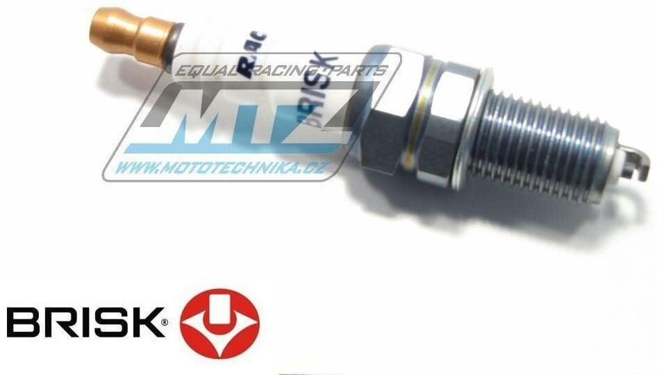 Obrázek produktu Svíčka motocyklová zapalovací Brisk - BR14YC-9 (2743)