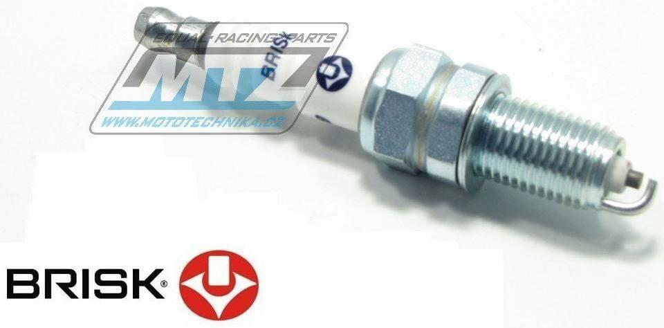 Obrázek produktu Svíčka motocyklová zapalovací Brisk - BR12YC-9 (2744)