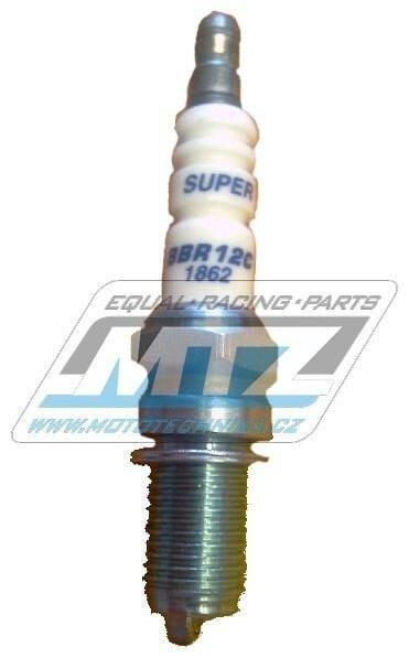 Obrázek produktu Svíčka motocyklová zapalovací Brisk - BBR12C (bbr12c-vodoznak)