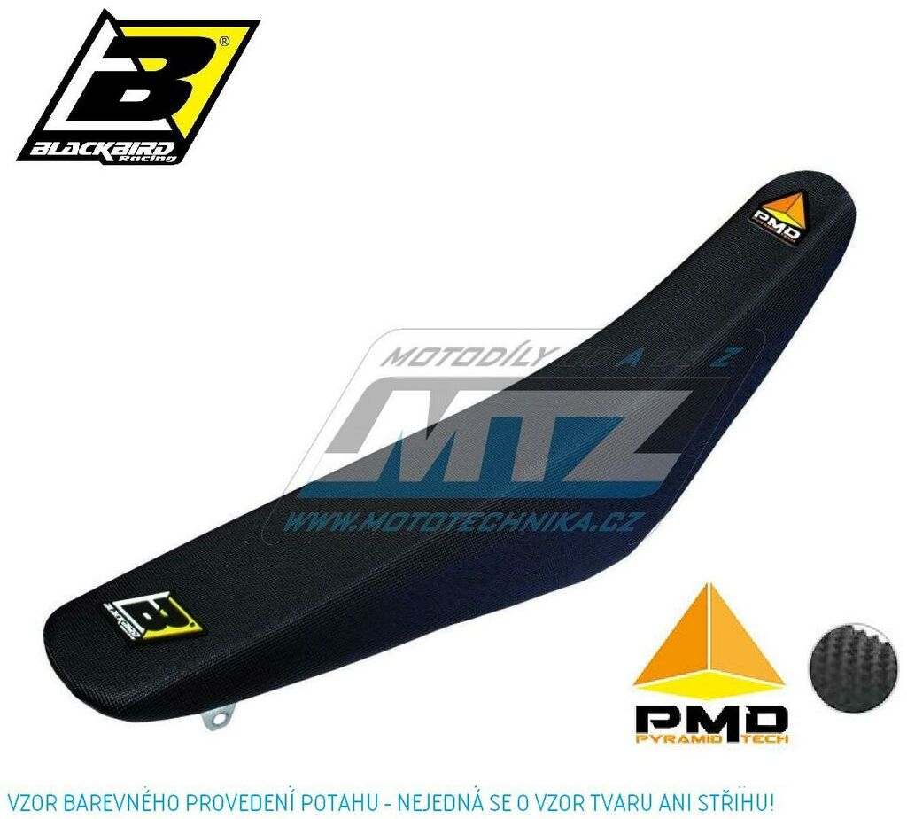 Obrázek produktu Potah sedla BlackBird BB1133G BB1133G