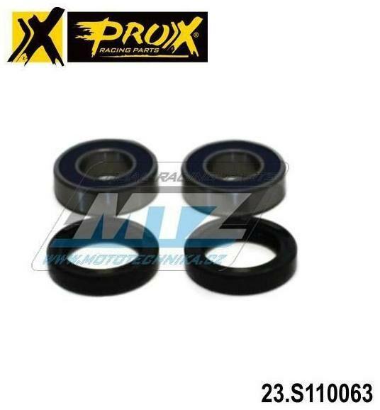 Obrázek produktu Sada předního kola KTM 105SX / 04-09 + 125EXC / 93-99 + 125SX+250SX / 94-99 + 360SX / 96-97 + 380SX / 98-99 + KTM 85SX / 03-11 (14724)
