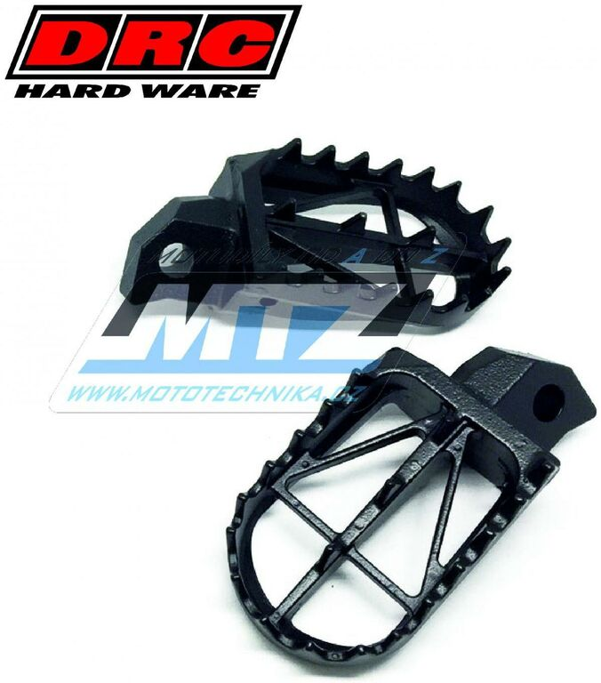 Obrázek produktu Stupačky DRC - Kawasaki KX125 / 88-96 + KX250 / 91-96 + KX500 / 88-05 + KDX220 / 97-06 + KDX200 / 95-06 + KDX250 / 91-96 (stupacky-drc-df4802526)
