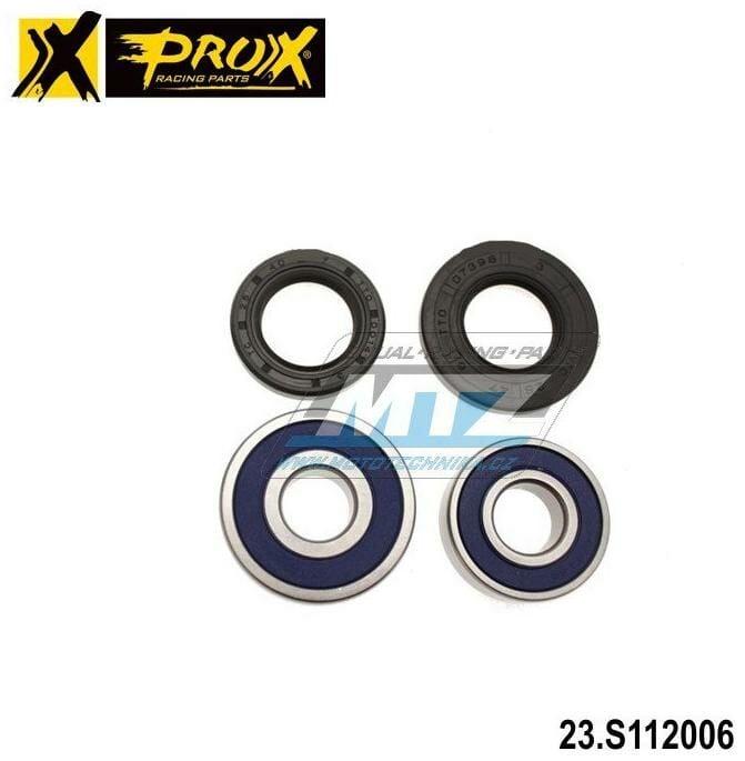 Obrázek produktu Sada zadního kola Honda XR250R+XR400R / 96-04 + CRF230L / 08-09 + XLR125 / 98-02 + XR125L / 03-11 + CRM250 / 96-99 + Suzuki GV700 Madura (14747)