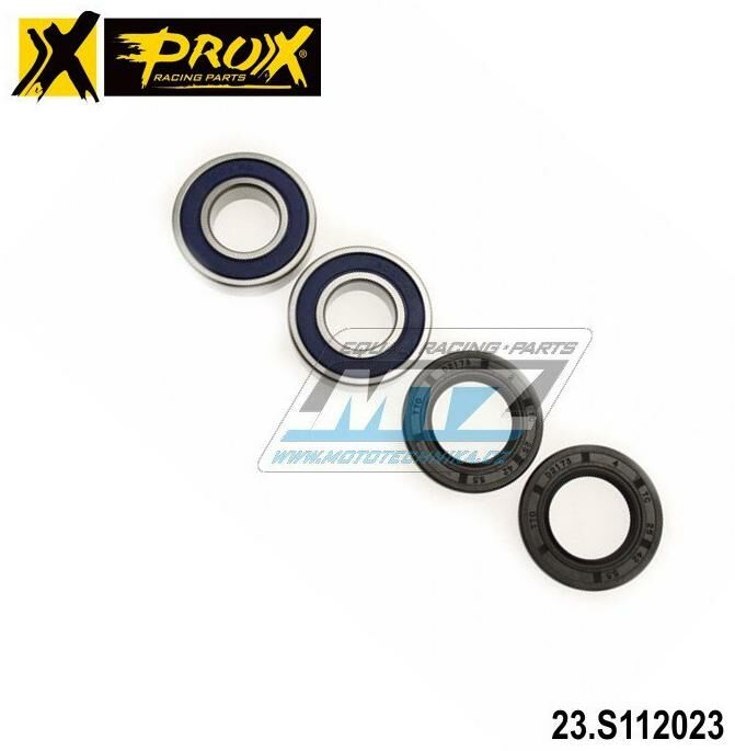 Obrázek produktu Sada zadního kola Kawasaki KX125+KX250 / 86-96 + KX500 / 86-93 + KDX200 / 89-06 + KDX220 / 98-05 + KDX250 / 91-94 (14749)