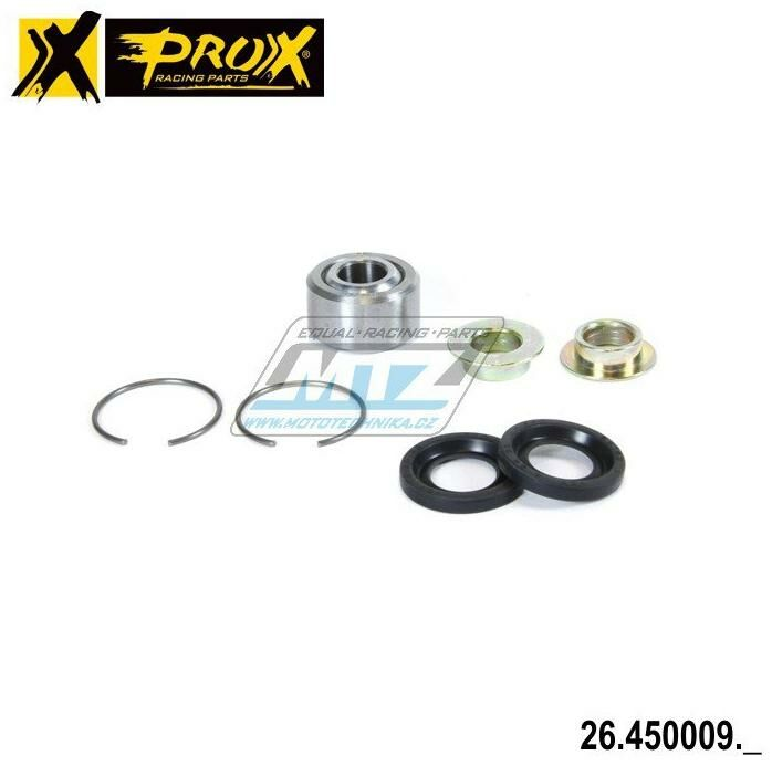 Obrázek produktu Sada uchycení zadního tlumiče Suzuki RM125 / 90-91 + RM80+RM85 / 90-03 + RMX250 / 90-91 + LT250R QuadRacer / 91-92 (14683)