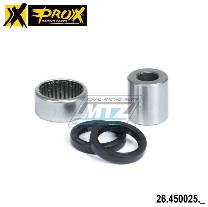 Obrázek produktu Sada uchycení zadního tlumiče spodní - Suzuki RM85 / 05-18+RM125+RM250 / 96-99+RMZ250 / 07-09+RMZ450 /  05-09 + Sherco (14695)