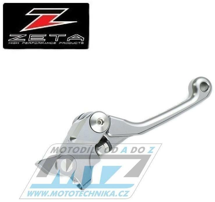 Obrázek produktu Páčka brzdy výklopná ZETA-CP (3-prsté provedení) KTM 65SX / 04-11 + 85SX+150SX / 03-11 + 65XC+85XC+105XC / 08-09 (packa-brzdy-ze41-3282)