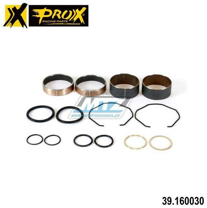 Obrázek produktu Sada pouzder vidlic - Showa 45mm (Suzuki RM125 / 92-93 + RM250) (39-160030)