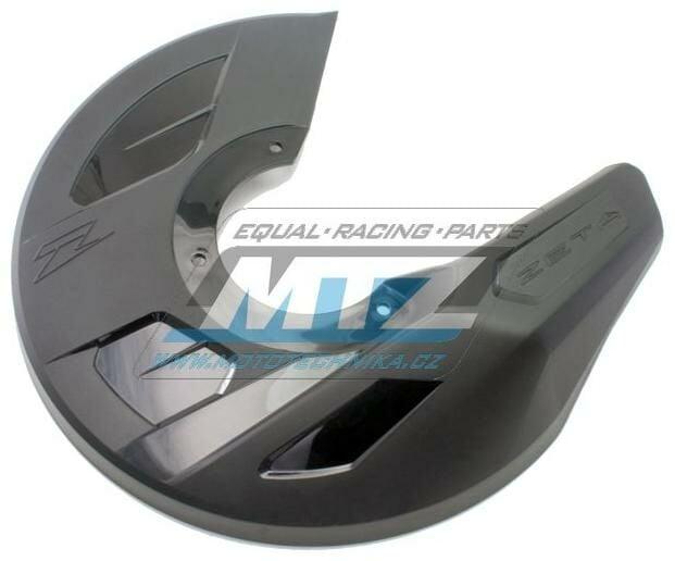 Obrázek produktu Kryt předního brzdového kotouče ZETA PRO - černý (ze521041-vodoznak)