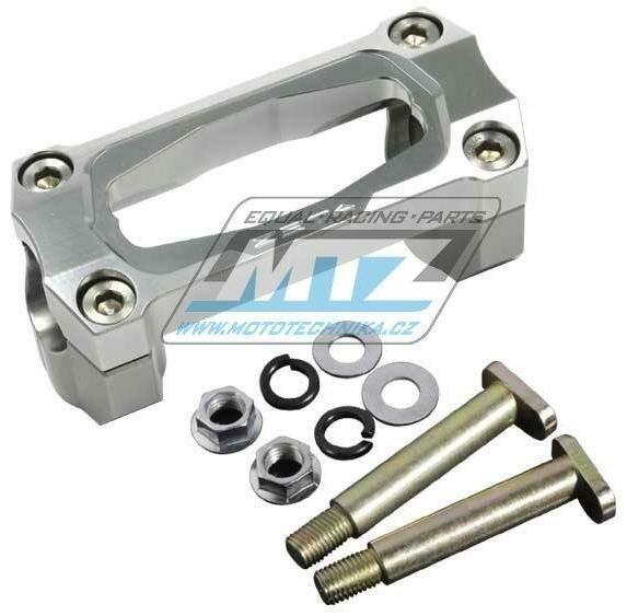 Obrázek produktu Klemy řídítek včetně stabilizátoru ZETA-RX ¤28,6mm - Honda CR125R / 00-07 + CR250R / 99-07 + CRF250R / 04-18 + CRF250X / 04-17 + CRF450R / 02-18 + CRF450RX / 17-18 + CRF450X / 05-17 + CRF450L / 19-20