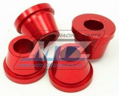 Obrázek produktu Podložky do klem řídítek / Konusy řídítek ZETA Rubber Killer (sada 4ks) - Kawasaki KX125 / 02-08 + KX250 / 96-08 + KXF250 / 04-14 +KXF450 / 06-11 + KLX125+KLX150S+D-TRACKER125 + KLX230+KLX230R / 20-21