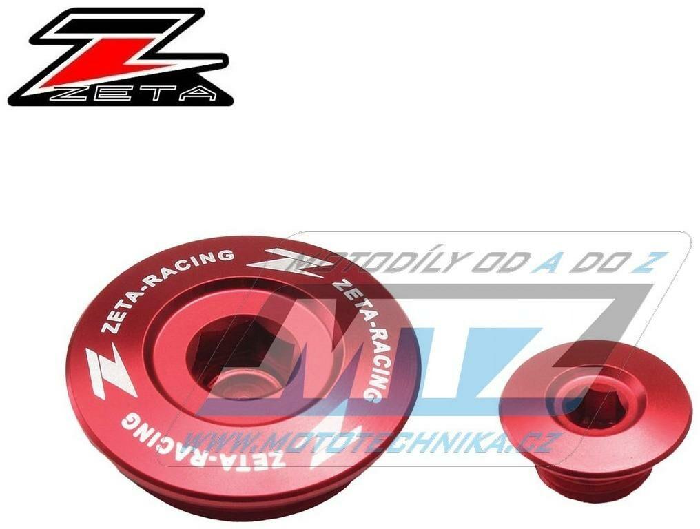 Obrázek produktu Zátky bočních vík motoru ZETA - Honda CRF150R/ 07-21 + CRF250R/ 10-17 + CRF450R/ 02-16 + CRF450X/ 05-17 + CRF1000L/ 16-19 + CRF1100L Africa Twin/ 20 + XR250/ 95-07 + XR250BAJA/ 95-07 + XR250MOTARD/ 95