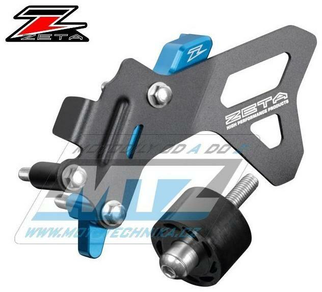 Obrázek produktu Kryt řetězového kolečka s krytem ZETA - Husqvarna TC250+TE250+TE250L+TE300+TE300L / 17-21 + FC250+FC350 / 16-21 + FE250+FE350 / 17-21 + TX300+TX300L / 17-21 + FX350 / 19-21 (ze808509)