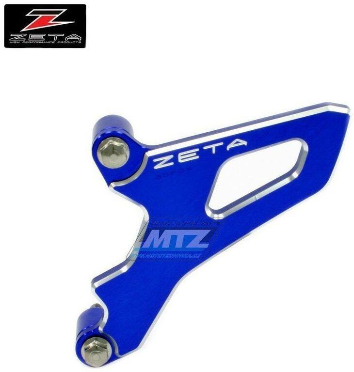 Obrázek produktu Kryt řetězového kolečka ZETA - Yamaha YZ250 / 99-21 + YZF250 / 01-13 + YZ250X / 16-21 + WRF250 / 01-14 + Suzuki RMZ250 / 07-20 + RMZ450 / 05-20 - modrý (1652)