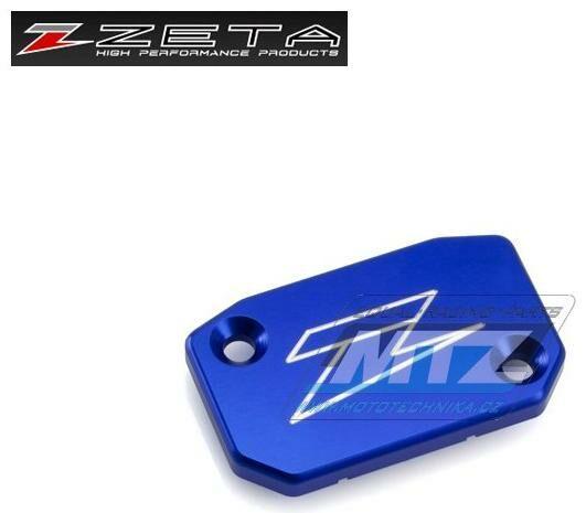 Obrázek produktu Kryt/Víčko brzdové a spojkové nádobky přední - modrý (ze861302)