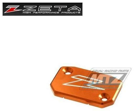 Obrázek produktu Kryt/Víčko brzdové a spojkové nádobky přední - oranžový (ze861310)