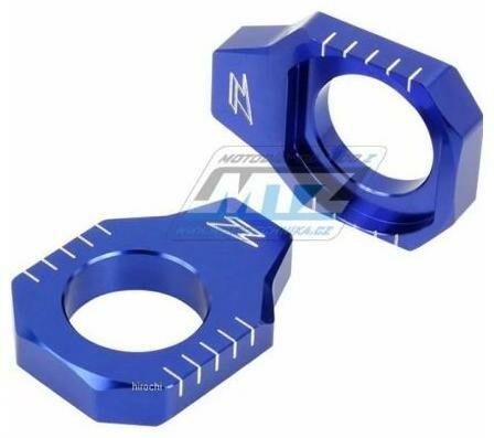 Obrázek produktu Dorazy osy zadního kola ZETA - modré - Husqvarna TC125 / 16-21 + TC250 / 17-21 + TX300 / 17-21 + FC350 / 16-21 + FC250+FC450 / 15-21 + FX350-450 / 17-21 (ze935412)