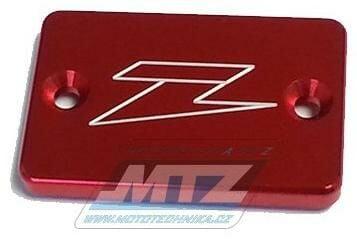 Obrázek produktu Kryt/Víčko brzdové nádobky přední - červený (ze861503)