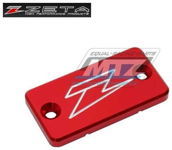 Obrázek produktu Kryt brzdové nádobky přední červený (ze862103)