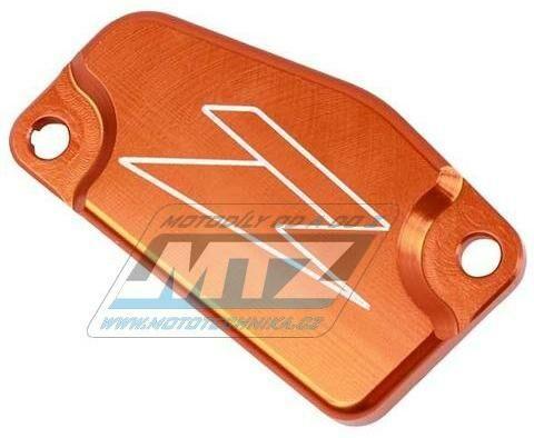 Obrázek produktu Kryt/Víčko spojkové nádobky nádobky KTM 65SX+85SX - oranž (ze863110)