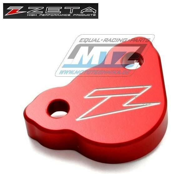 Obrázek produktu Kryt brzdové nádobky zadní červený (ze864103)