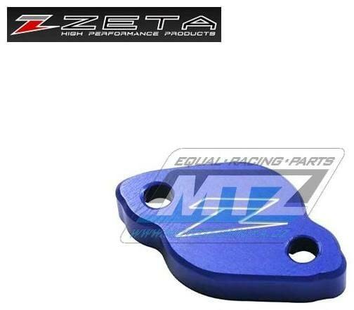 Obrázek produktu Kryt brzdové nádobky zadní modrý (ze865101)