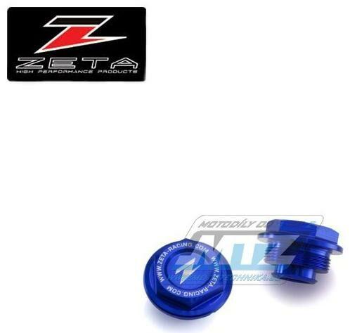Obrázek produktu Kryt/Víčko brzdové nádobky zadní ZETA - modrý (ze867102)