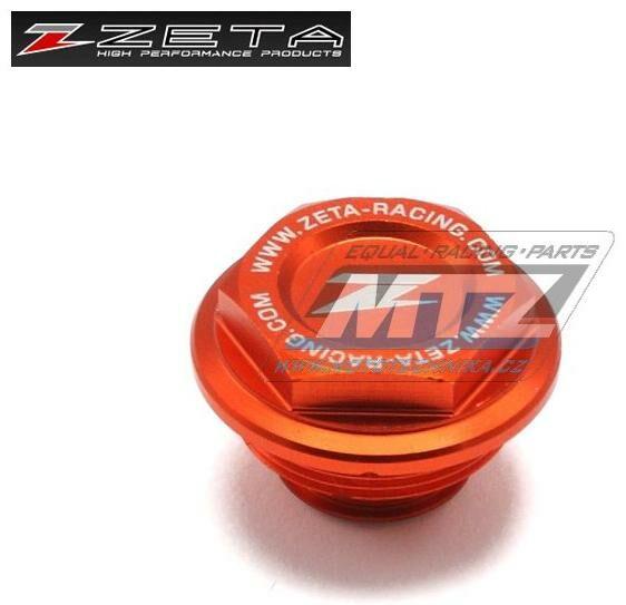 Obrázek produktu Kryt/Víčko brzdové nádobky zadní ZETA - oranžový (ze867110)