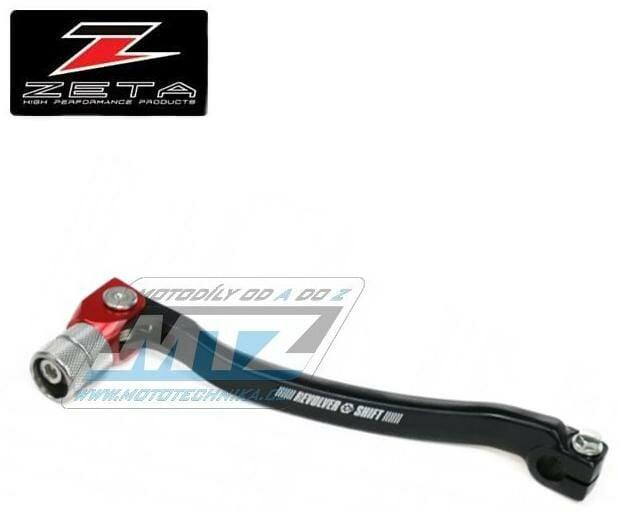 Obrázek produktu Řadička - červená - Honda XLR250R+XLR250BAJA / 87-94 + XR400 / 96-04 + XR250+XR250BAJA+XR250MOTARD / 98-07 (ZETA Revolver) (ze903532)