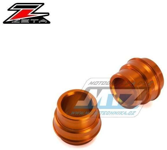 Obrázek produktu Rozpěrky předního kola ZETA - KTM 125SX+150SX+250SX / 15-20 + 250SXF+350SXF+450SXF / 15-20 + 125EXC+200EXC+250EXC+300EXC / 16-20 + 250EXCF+350EXCF+450EXCF+500EXCF / 16-20 + Husqvarna TC+TC+FE+FC - ora