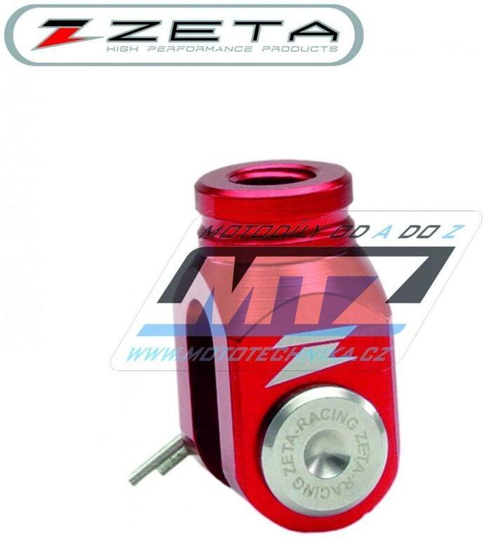Obrázek produktu Klema zadní brzdové pumpy ZETA - červená (klema-brzdy-cerv)