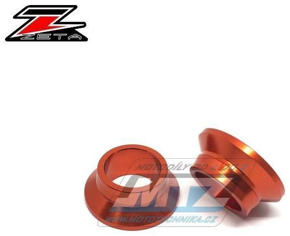 Obrázek produktu Rozpěrky na osu zadního kola ZETA - KTM SX125 / 13-20+SX150 / 13-20+SX250 / 13-20+SXF250 / 13-20+SXF350 / 13-20+SXF450 / 13-20 + Husqvarna FC250 / 16-20+FC350 / 16-20+FC450 / 16-20+TC125 / 16-20+TC250