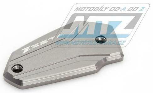 Obrázek produktu Kryt brzdové nádobky přední Kawasaki ER6F+ER6N+KLE650 Versys+Z650+Ninja 400 - titan (zs86-0138)