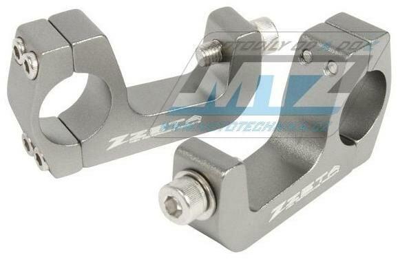Obrázek produktu Adaptér/držák pro montáž krytů rukou (bástrů) pro řídítka 28,6mm (ze711818_1) ZE711618