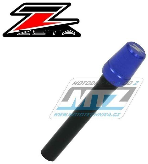 Obrázek produktu Ventil víčka nádrže odvzdušňovací jednocestný (Alu-hliníkový) ZETA - modrý (ze931001)