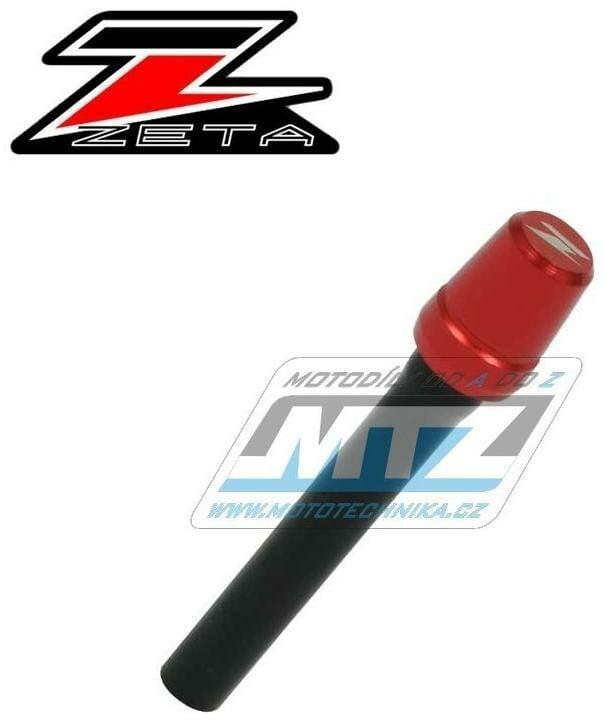 Obrázek produktu Ventil víčka nádrže odvzdušňovací jednocestný (Alu-hliníkový) ZETA - červený (ze931003)