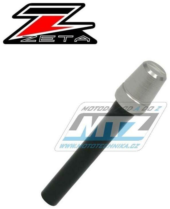 Obrázek produktu Ventil víčka nádrže odvzdušňovací jednocestný (Alu-hliníkový) ZETA - titanový (ze931006)