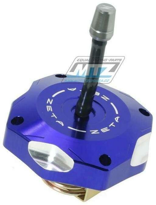 Obrázek produktu Víčko nádrže Zeta - Yamaha YZ85+YZ125+YZ250 / 04-21 + YZF250+YZF450 / 04-13 YZ125X+YZ250X / 16-21 + Kawasaki KXF250+KXF450 / 06-18 + KX250 / 05-08,19-21 + KX450 /19-21 + KX85+KX100 / 14-21 + KLX110L /