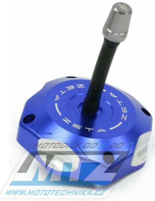 Obrázek produktu Víčko nádrže ZETA - Suzuki RM85 / 02-19 + RM125+RM250 / 04-08 + RMZ250 / 10-18 + RMZ450 / 05-17 + RMX450Z / 10-17 + Yamaha YZ65 / 18-21 + TTR90 / 00-07 + TTR125+TTR230 / 00-20 - modré (ze875301)