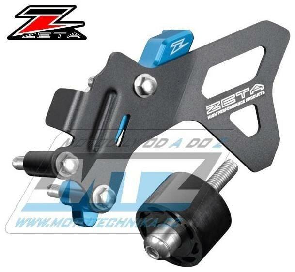 Obrázek produktu Kryt řetězového kolečka s krytem ZETA - Husqvarna TC125 / 16-21 + TC250  /17-21 + TE150+TE150i / 17-21 + TX125 / 17-19 (ze808519)