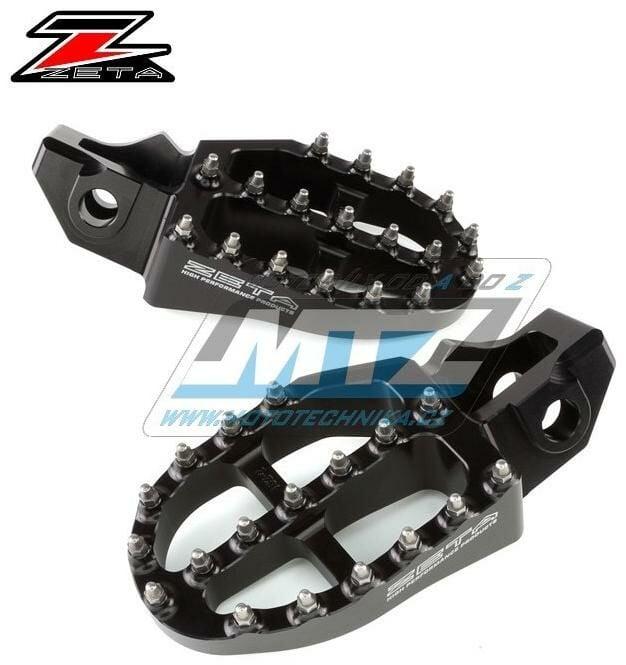 Obrázek produktu Stupačky ZETA Racing Alu - KTM 85SX/ 18-21+250SX/ 17-21+125SXF+250SXF +450SXF / 16-21 + 125EXC+150EXC+250EXC+300EXC+530EXC+125EXCF+250EXCF+350EXCF +450EXCF+500EXCF+530EXCF / 17-21 +125XC+300XC/17-21 +
