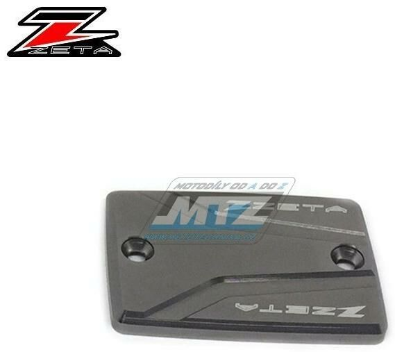 Obrázek produktu Kryt brzdové nádobky přední / zadní a spojkové víčko - Yamaha FZ1 / 01-05 + FJR1300 / 03 + XJR1300 / 98-15 + Kawasaki ZRX / 94-08 + ZRX-II / 95-06 + ZZR400 / 93-06 + ZR550 / 92-08 + ZX-6 / 92-01 + ZX-