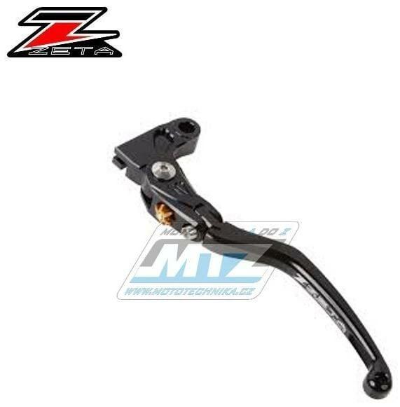 Obrázek produktu Páčka Spojky výklopná ZETA-PILOT (závodní provedení černé) - Triumph BONNEVILLE / 11-15 + BONNEVILLE SE / 09-12 + BONNEVILLE T100 / 01-15 + DAYTONA 675 / 06-15 + DAYTONA 675R / 11-15 + DAYTONA 675SE /
