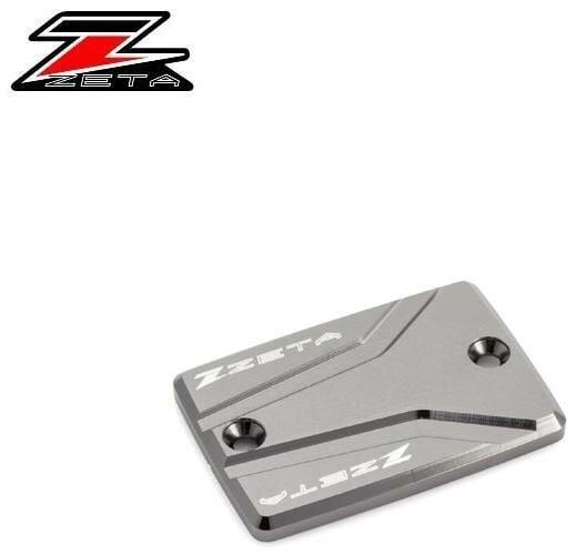 Obrázek produktu Víčko brzdové nádoby a spojkové víčko - Suzuki GSF1200 + GSF1250 + GSX1250 + GSX1300 + GSX-R1100 + SV1000 - titan (zs860158)